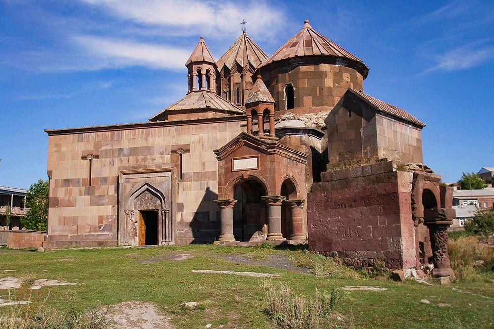 Harichavank monastery, Shira region, Armenia